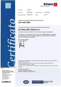 2016-02-05 KIWA CERTIFICATO 14001